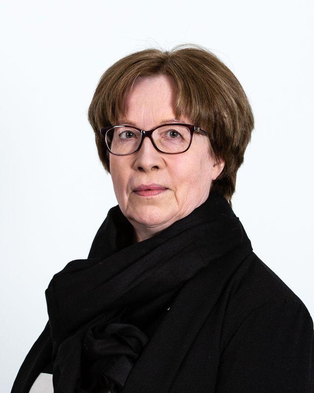 Kuvassa: Maria Löflund