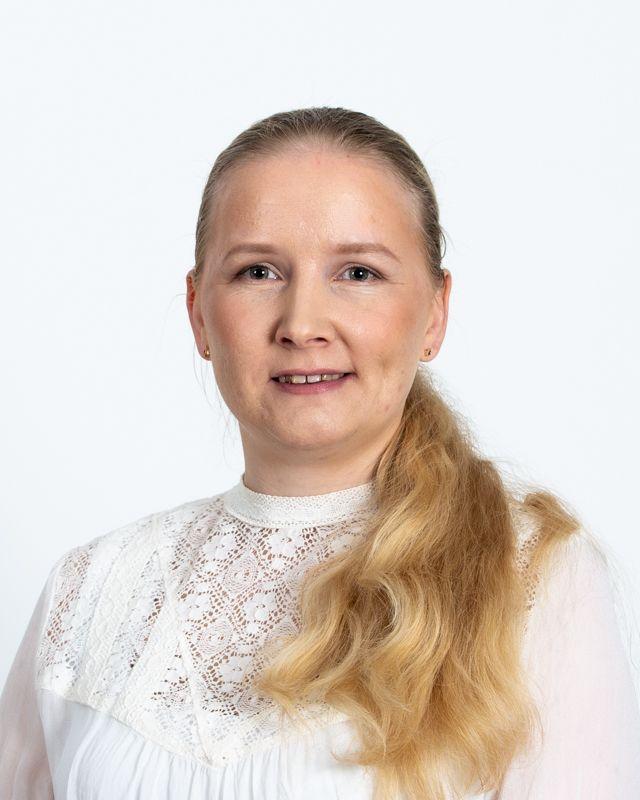 Kuvassa: Meeli Jürisson
